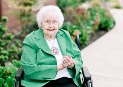 Eleanor Celebrates 100th Birthday