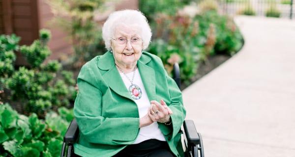 Eleanor Celebrates 100th Birthday