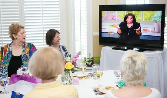 Leta Receives Special Message from Rachael Ray