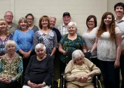 Elsie Carver, 91, Reunites with Sisters After a Decade