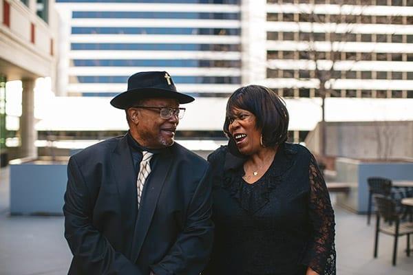Darlene & Matthew Celebrate Their 40th Anniversary in Style