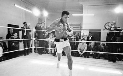 Click to Fund Irma's Visit to the Muhammed Ali Museum