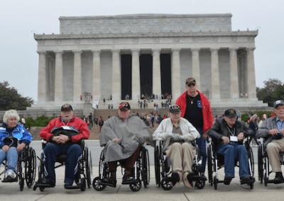 Veteran Spring Trip to Washington D.C. 2016