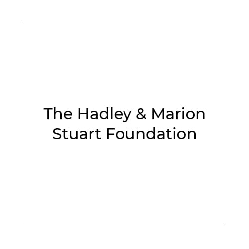 Hadley and Marion Stuart Foundation