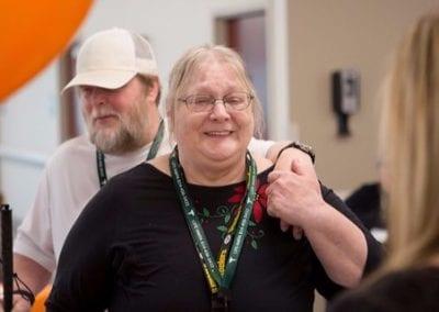 Carolyn Sees Her Treasures Returned