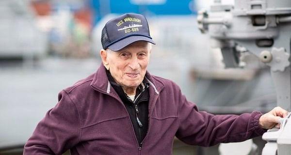 Ed Visits Naval Base and Battleship Cove
