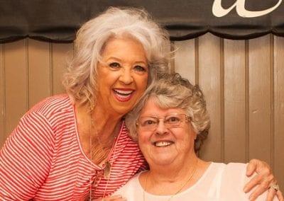 Phyllis Meets Paula Deen
